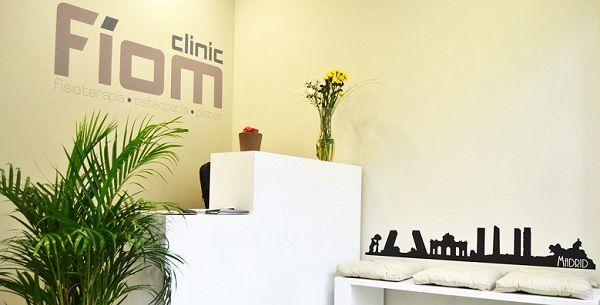 fisioterapia fiom clinic