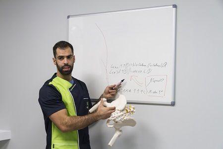 El mejor fisioterapeuta deportivo de Madrid