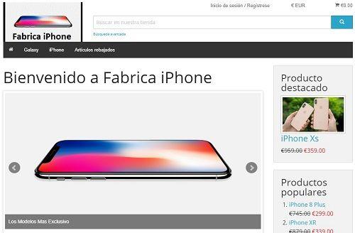 estafa iphone