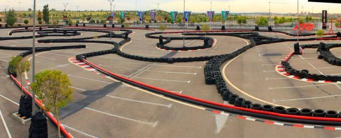 mejores circuitos de karts barcelona outdoor