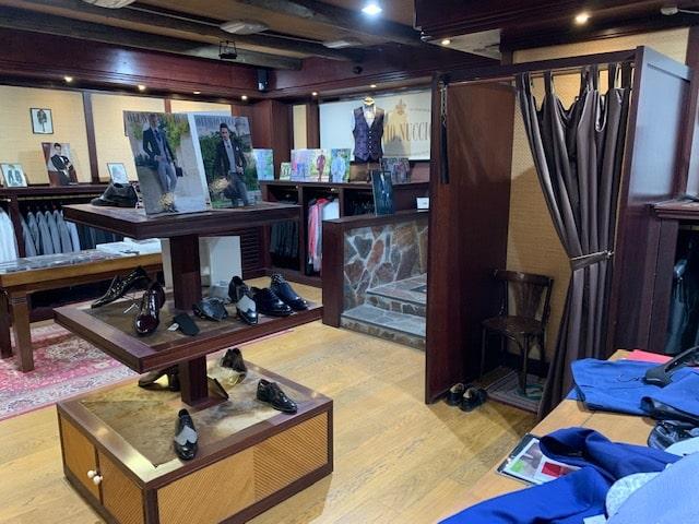 tienda ottavio nuncio trajes a medida