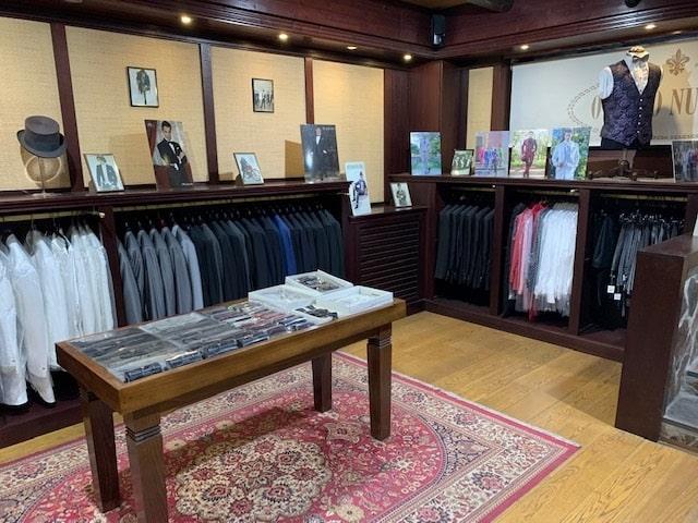 tienda ottavio nuncio trajes interior 2